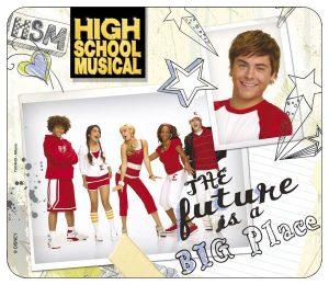 TUCANO High School Musical - Podkładka pod mysz