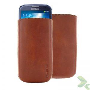 Valenta Pocket Classic - Skórzane etui wsuwka Samsung Galaxy S4/S III