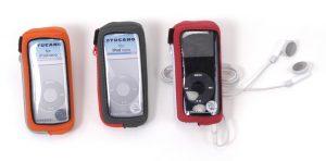 TUCANO Sportivo - Etui iPod Nano 2G (popielaty)