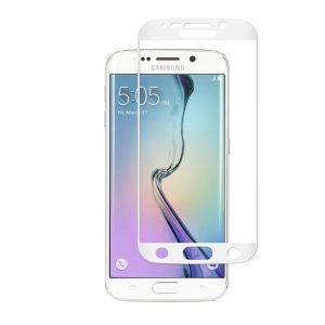 Moshi iVisor AG - Matowa folia ochronna Samsung Galaxy S6 edge (biały)