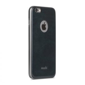 Moshi iGlaze Napa - Etui iPhone 6s Plus / iPhone 6 Plus (Midnight Blue)