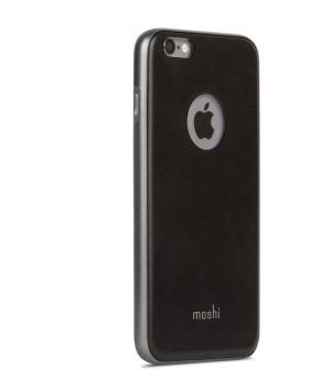 Moshi iGlaze Napa - Etui iPhone 6s Plus / iPhone 6 Plus (Onyx Black)