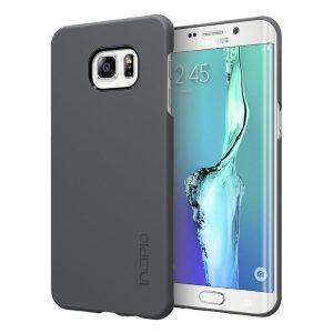 Incipio Feather Case - Etui Samsung Galaxy S6 edge+ (szary)