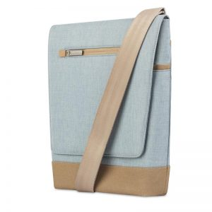 "Moshi Aerio Lite - Torba iPad Pro 9.7""/ iPad Air 2 / MacBook 12"" (Sky Blue)"