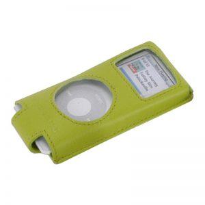 TUCANO Luxa - Etui iPod Nano 2G (zielony)