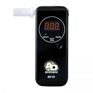 AlcoDigital AD-10 - Alkomat elektrochemiczny