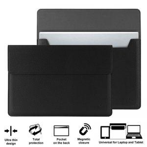 "PURO Ultra Thin Sleeve - Etui MacBook Pro 15"" / Ultrabook 15"" (czarny)"