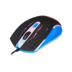 Marvo M925 - Mysz optyczna 2400 DPI (czarny/niebieski)
