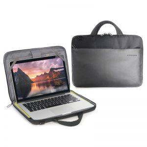 "TUCANO Dark Slim - Torba MacBook Air 13"" / MacBook Pro 13""/ MacBook Pro 13"" Retina / MacBook Air 13"" Retina / iPad Pro 12.9"" (2017/2015) (czarny)"