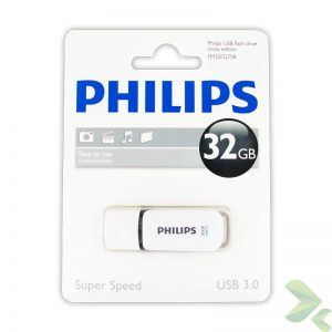 Philips Pendrive USB 3.0 32GB - Snow Edition (szary)