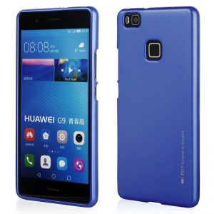 Mercury I-Jelly - Etui Huawei P9 Lite (2016) (niebieski)