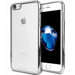 Mercury RING2 - Etui iPhone 8 / 7 (srebrny)