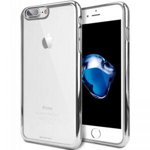 Mercury RING2 - Etui iPhone 7 Plus (srebrny)