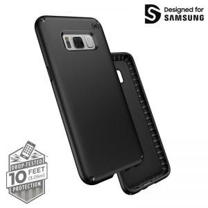 Speck Presidio - Etui Samsung Galaxy S8 (Black/Black)
