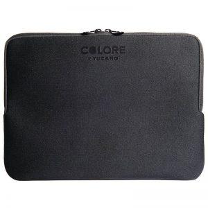 """Tucano Colore Second Skin - Pokrowiec Notebook 15.6""""/ MacBook Pro 16"""" (czarny)"""