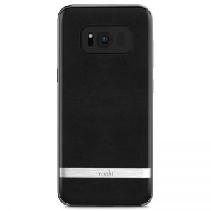 Moshi Napa - Etui Samsung Galaxy S8 (Onyx Black)