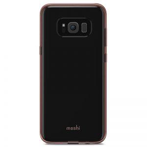 Moshi Vitros - Etui Samsung Galaxy S8+ (Orchid Pink)