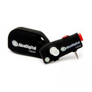 AlcoDigital i-ALCO - Alkomat elektrochemiczny do smartfona Android & iOS