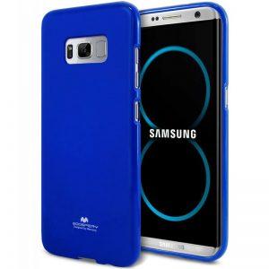 Mercury Jelly - Etui Samsung Galaxy S8 (niebieski)