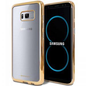 Mercury RING2 - Etui Samsung Galaxy S8+ (złoty)