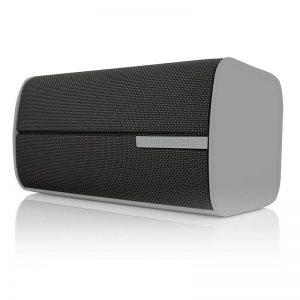 Braven 2200m HD Bluetooth Speaker - Bezprzewodowy głośnik stereo 2.0 + Power Bank 8800 mAh (Graphite)