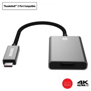 Kanex Premium USB-C to HDMI 4K Adapter - Adapter USB-C na HDMI