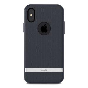 Moshi Vesta - Etui iPhone Xs / X (Bahama Blue)