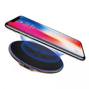 X-Doria Pebble Wireless Charger - Bezprzewodowa ładowarka indukcyjna Qi do iPhone i Android