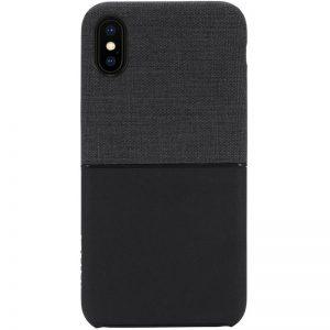 Incase Textured Snap - Etui iPhone X (Black)