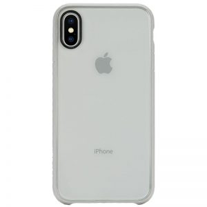 Incase Pop Case - Etui iPhone X (Clear/Slate)