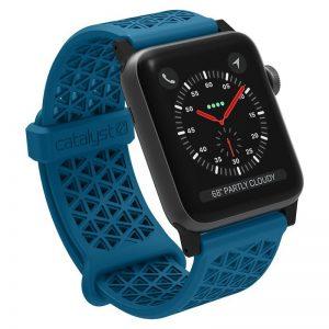Catalyst Sport Band - Elastyczny pasek do Apple Watch 42/44 mm (Blueridge Sunset)