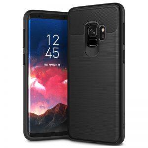 Caseology Vault Case - Etui Samsung Galaxy S9 (Black)