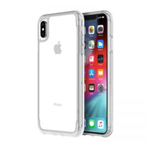 Griffin Survivor Clear - Etui iPhone Xs Max (przezroczysty)