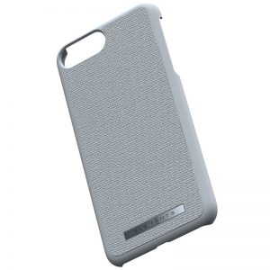 Nordic Elements Original Idun - Materiałowe etui iPhone 8 Plus / 7 Plus / 6s Plus / 6 Plus (Light Grey)