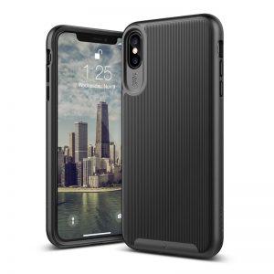 Caseology Wavelength Case - Etui iPhone Xs Max (Black)