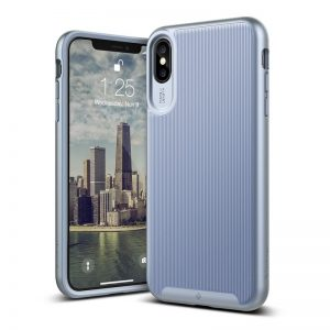 Caseology Wavelength Case - Etui iPhone Xs Max (Blue)