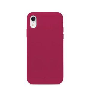 PURO ICON Cover - Etui iPhone XR (fuksja) Limited edition