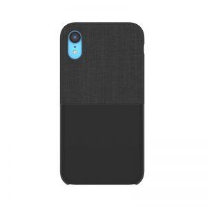 Incase Textured Snap - Etui iPhone XR (Black)