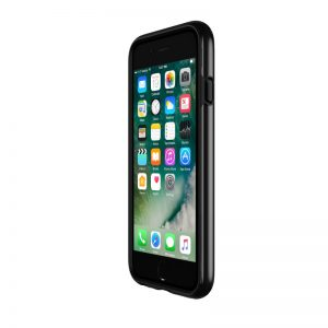 Speck Presidio Show - Etui iPhone SE 2020 / 8 / 7 / 6s (Clear/Black)