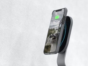 Nordic Elements Thor - Magnetyczna ładowarka indukcyjna Qi do iPhone i Android