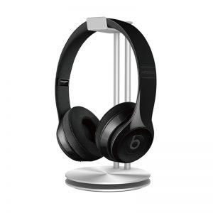 Just Mobile HeadStand - Aluminiowy stojak na słuchawki (Silver)