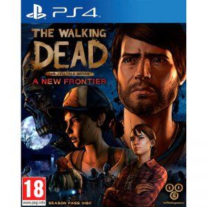 Walking Dead Season 3 ENG (PS4)