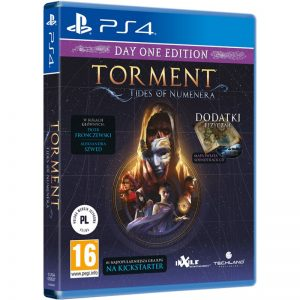 Gra Torment: Tides of Numenera Day One PL (PS4)