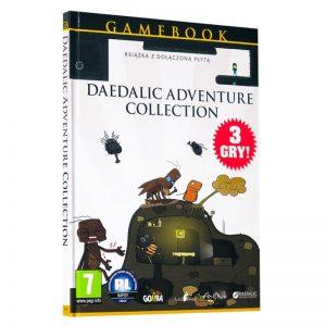 DaedalicAdventureCollection - Gamebook