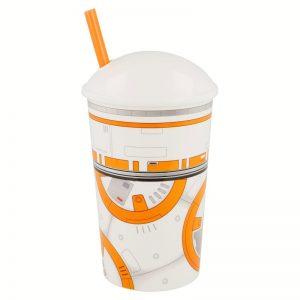Star Wars - Kubek 3D ze słomką 260 ml