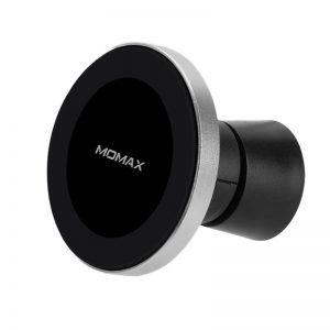 Momax Q.Mount - Magnetyczny uchwyt samochodowy z ładowaniem indukcyjnym Qi