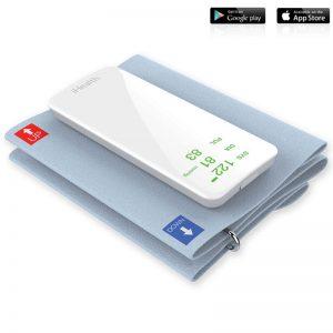 iHealth Neo Smart Blood Pressure Monitor - Bezprzewodowy ciśnieniomierz naramienny z wyświetlaczem iOS/Android
