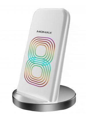 Momax Q.Dock2 Dual Coil - Bezprzewodowa ładowarka indukcyjna Qi do iPhone i Android