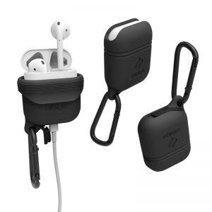 Catalyst Waterproof Case - Etui wodoszczelne dla Apple AirPods 1 & 2 generacji (Slate Gray)