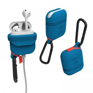 Catalyst Waterproof Case - Etui wodoszczelne dla Apple AirPods 1 & 2 generacji (Blueridge/Sunset)